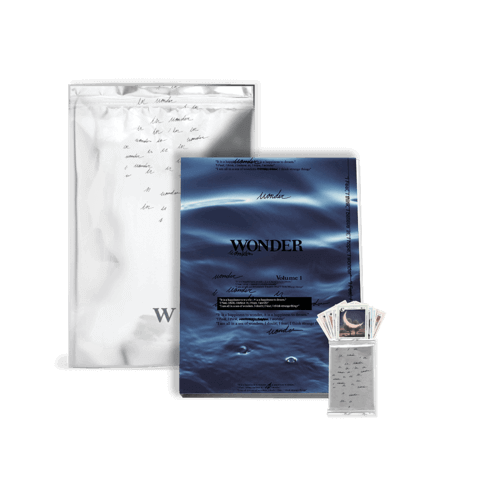 WONDER LIMITED EDITION ZINE w/ LIMITED COLLECTIBLE CARDS PACK VI by Shawn Mendes - Box set - shop now at Shawn Mendes store