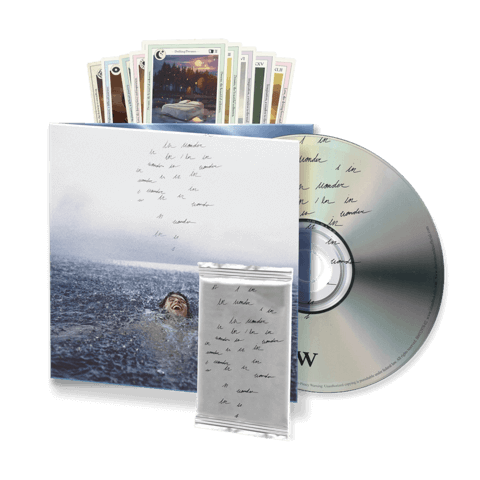 √WONDER DELUXE PACKAGE CD w/ LIMITED COLLECTIBLE CARDS PACK I von Shawn Mendes - CD jetzt im Shawn Mendes Shop