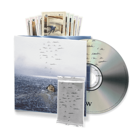 √WONDER DELUXE PACKAGE CD w/ LIMITED COLLECTIBLE CARDS PACK IV von Shawn Mendes - CD jetzt im Shawn Mendes Shop