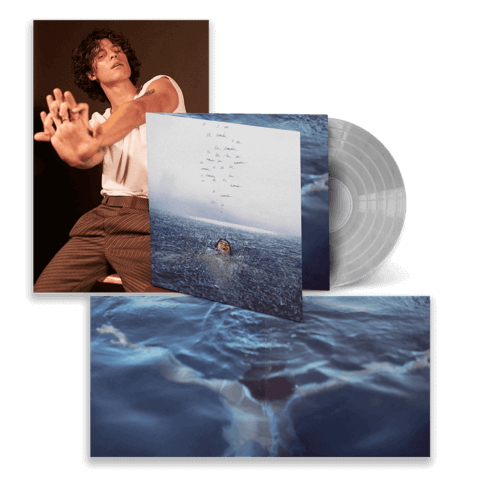 WONDER LIMITED CLEAR VINYL w/ Foldout Poster by Shawn Mendes - LP - shop now at Shawn Mendes store