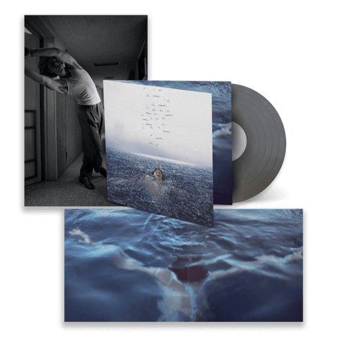 WONDER LIMITED SILVER VINYL w/ Foldout Poster by Shawn Mendes - LP - shop now at Shawn Mendes store
