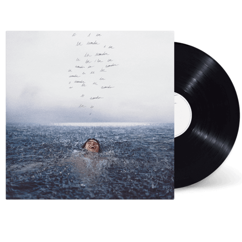 WONDER STANDARD VINYL by Shawn Mendes - LP - shop now at Shawn Mendes store