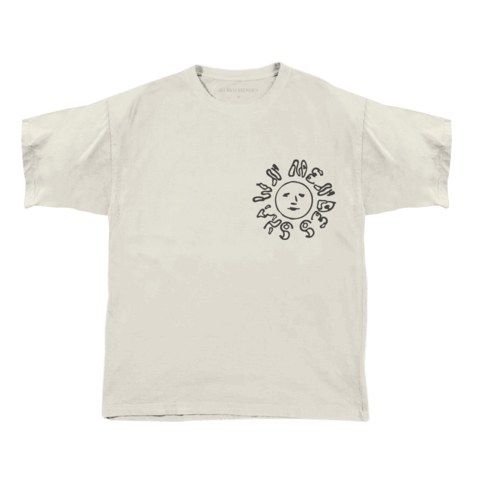 WONDER SUN by Shawn Mendes - T-Shirt - shop now at Shawn Mendes store