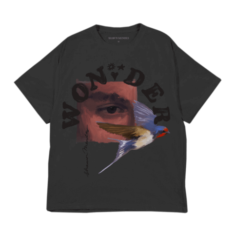 WONDER SWALLOW by Shawn Mendes - T-Shirt - shop now at Shawn Mendes store