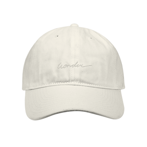 WONDER SCRIPT I by Shawn Mendes - Dad Hat - shop now at Shawn Mendes store