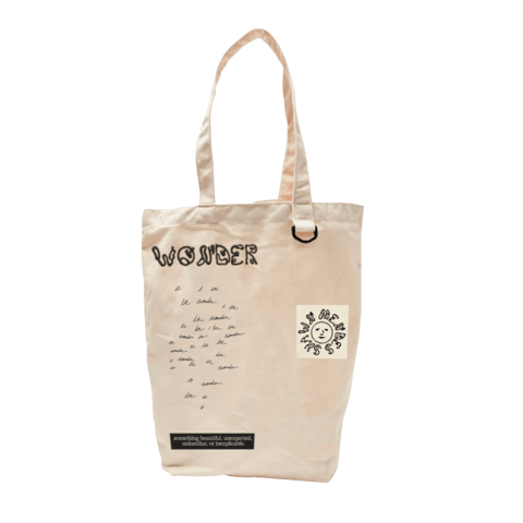 Wonder by Shawn Mendes - tote bag - shop now at Shawn Mendes store