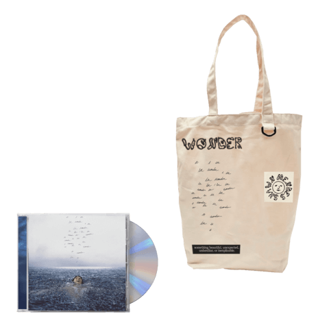 WONDER (STANDARD CD + TOTE) by Shawn Mendes - CD Bundle - shop now at Shawn Mendes store