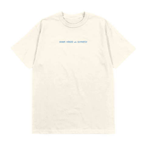 SUMMER OF LOVE by Shawn Mendes - t-shirt - shop now at Shawn Mendes store