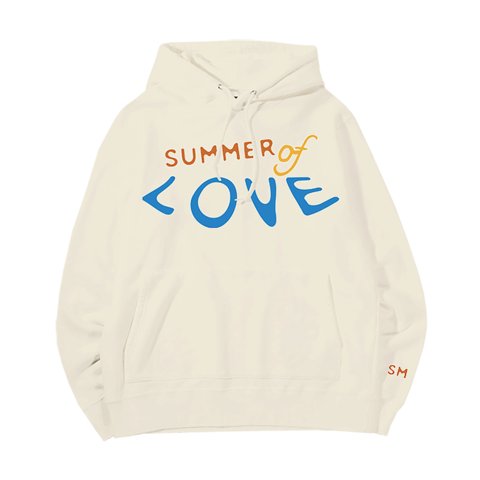 SUMMER OF LOVE by Shawn Mendes - Hoodie - shop now at Shawn Mendes store