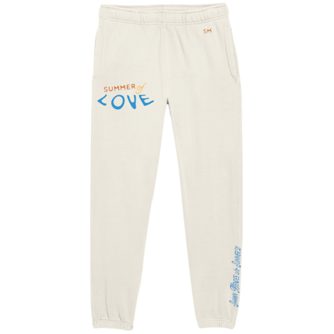 SUMMER OF LOVE by Shawn Mendes - Sweatpants - shop now at Shawn Mendes store