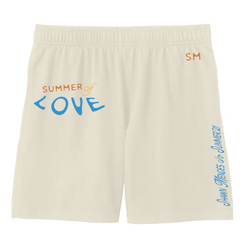 SUMMER OF LOVE by Shawn Mendes - Shorts - shop now at Shawn Mendes store