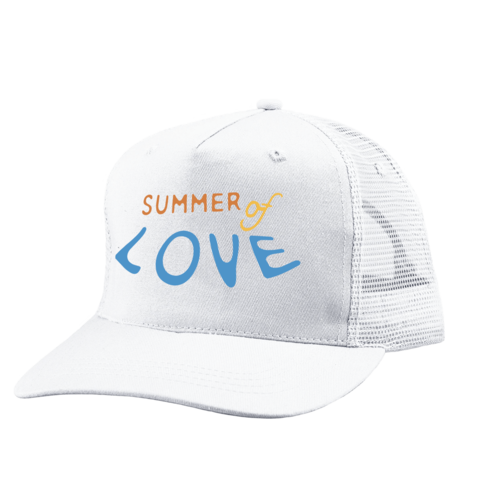 SUMMER OF LOVE by Shawn Mendes - Hat - shop now at Shawn Mendes store